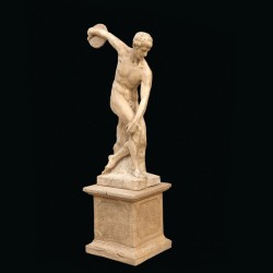 Discus thrower minor