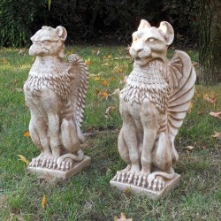 pair of Griffins