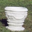 Vaso Ortensia (Piccolo)-arredo da giardino in pietra ricomposta