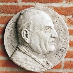 Bassorilievo Papa Giovanni XXIII