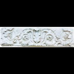Bas-relief floral