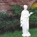 Ebe - statue da giardino in graniglia di marmo
