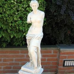 Venere di Milo - statua in graniglia di marmo di Carrara