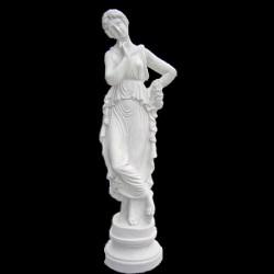 Veronica - statue da giardino in graniglia di marmo di Carrara