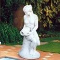 Venere gioventù (grande) - statue da giardino in graniglia di marmo di Carrara 100% Made in Italy