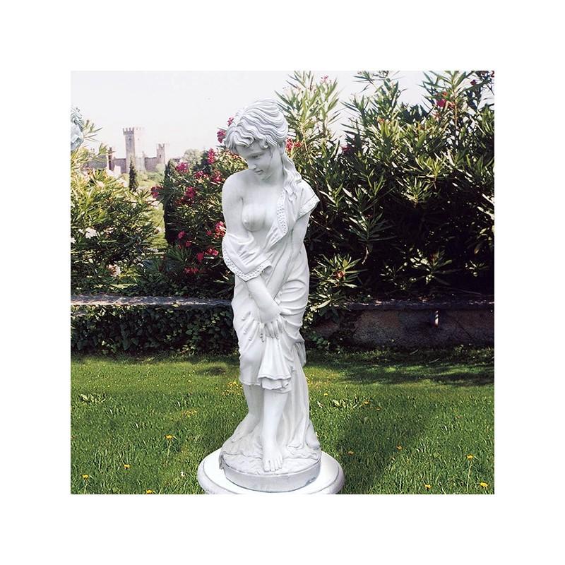 Afrodite (la bellezza) - statua da giardino in graniglia di marmo di Carrara