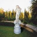 Venere nascente - statua da giardino in graniglia di marmo di Carrara