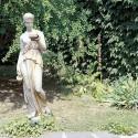 Ebe - statua da giardino in graniglia di marmo