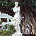 Venere di Milo - statue da giardino in graniglia di marmo di Carrara
