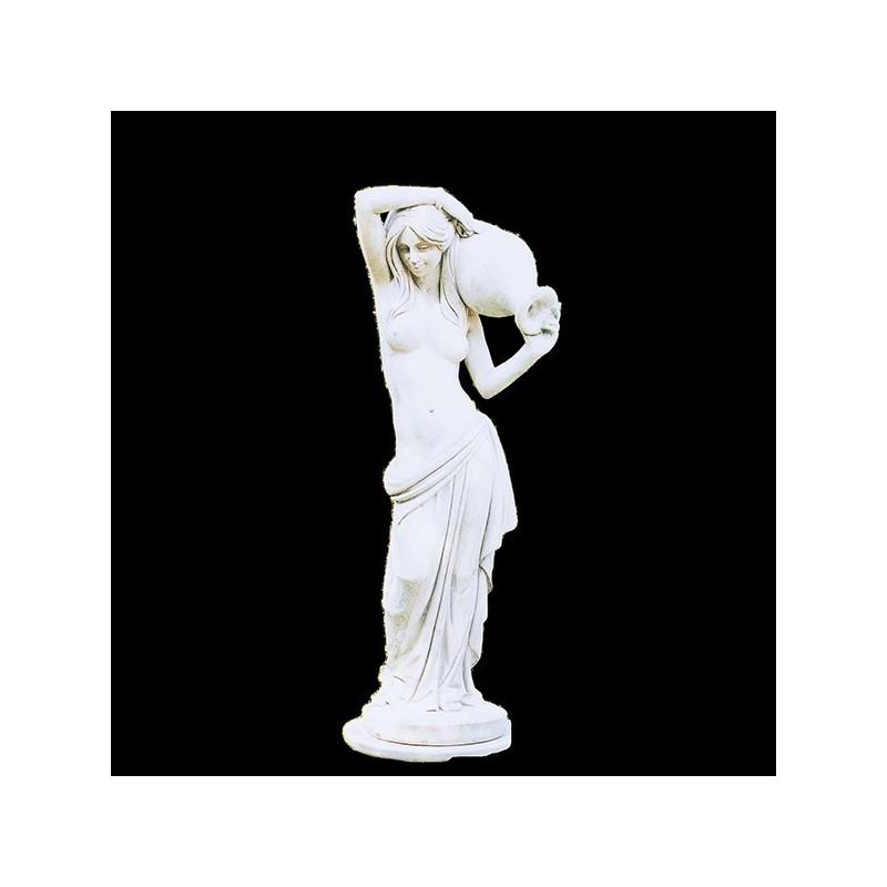 Venere Canefore - statua da giardino in graniglia di marmo di Carrara