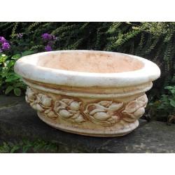 Vaschetta ovale