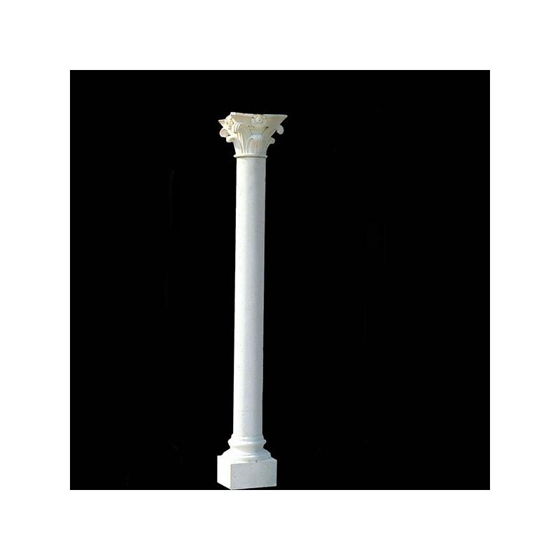 Colonna Calabria - edilizia arredo da giardino in graniglia di marmo di