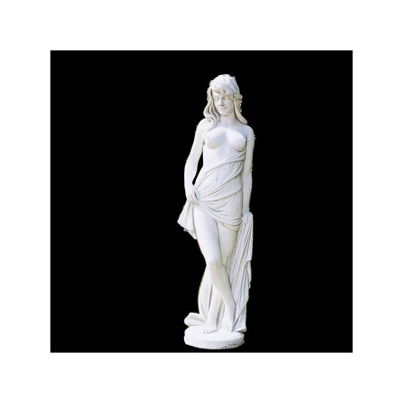 Venere conciliatrice - statue da giardino in graniglia di marmo di Carrara