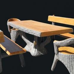 Tavolo sequoia p.