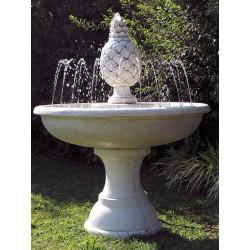 Fontana da giardino mod. Ananas
