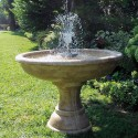 Fontana Lazise - arredo da giardino in pietra ricomposta