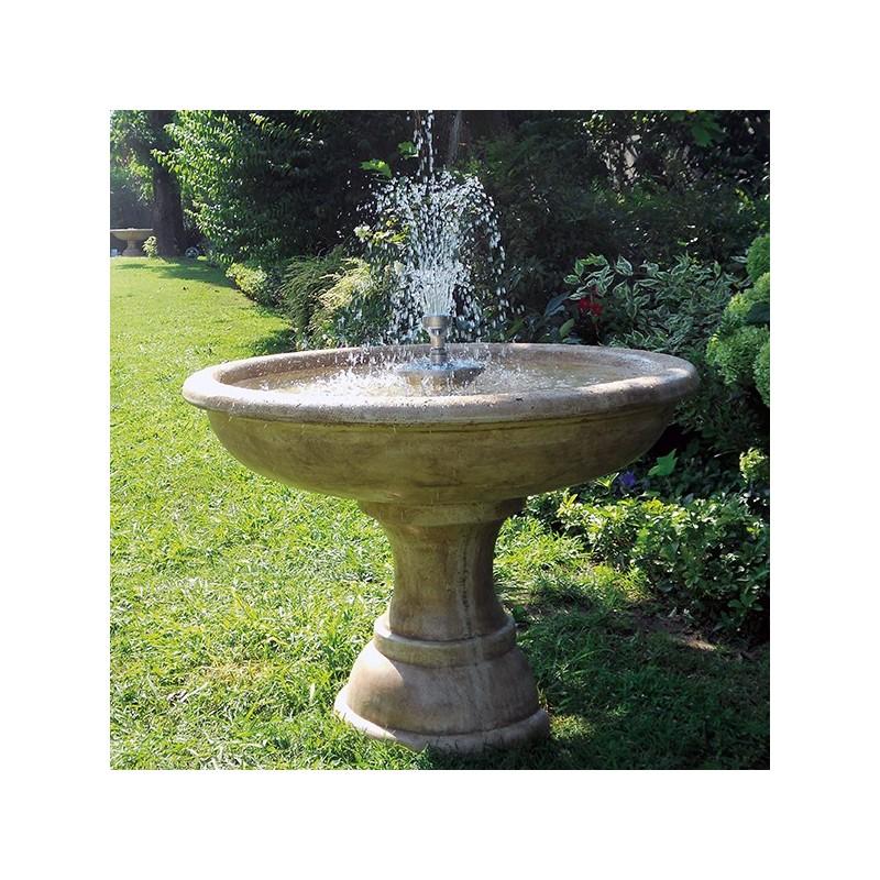 Fontane da giardino mod lazise produzione e vendita for Arredo giardino brescia
