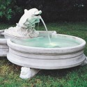 Fontana Delfinetto_fontane-da-giardino-funzionante
