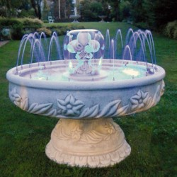 Fontana da giardino Camogli