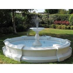 Fontana da giardino mod. Riccione