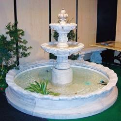 Fontana da giardino mod. Chioggia