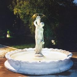 Fontana da giardino mod. Napoli