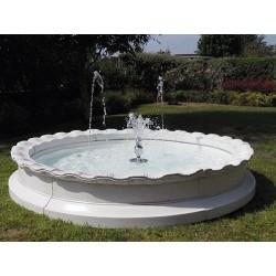 Fontana da giardino mod. lucca
