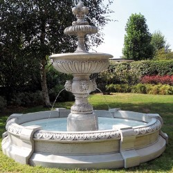 Fontana da giardino mod. Perugia