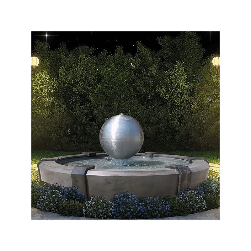 Vendita Fontane Da Giardino.Fontane Da Giardino Mod Saturno Produzione E Vendita