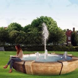 Fontana da giardino mod. York
