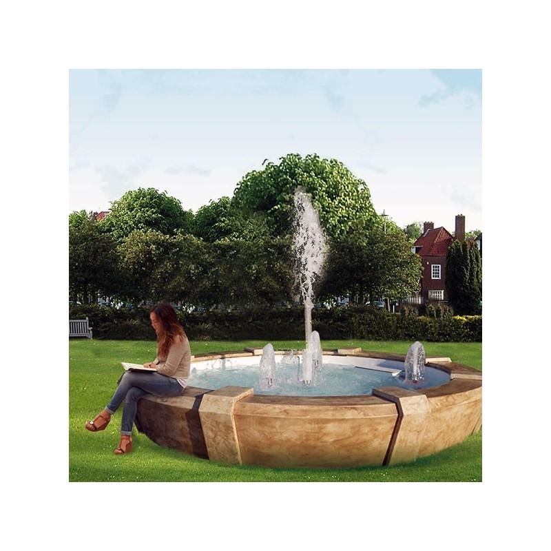 Fontane da giardino mod york produzione e vendita - Vendita fontane da giardino ...