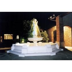 Fontana da giardino mod. Mediterraneo