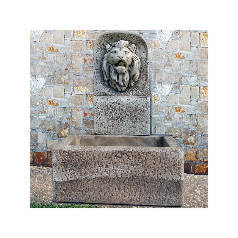 Fontana a muro Brescia