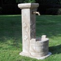 Brunnen Luna
