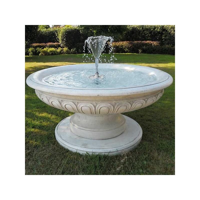 Fontane Brunnen.Brunnen Senigallia Italpark Srl