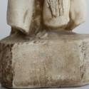 Esempio di finitura disponibile per la fontana da giardino Rapallo