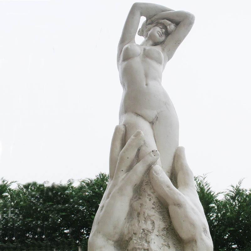 Statua da giardino La Creazione