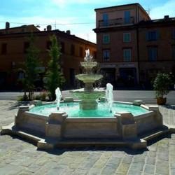 Fontana Nardis - fontane da giardino funzionanti in graniglia di marmo di Carrara