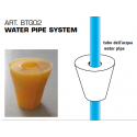 Water pipe system