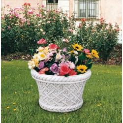 Vase Basket Fiorito