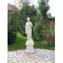 Ebe - statua da giardino in pietra ricomposta