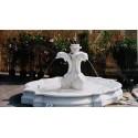 Fontana Dallas-fontane funzionanti in graniglia di mamro di carrara